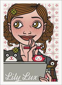 Lily Lux Passbild zur Verlosung